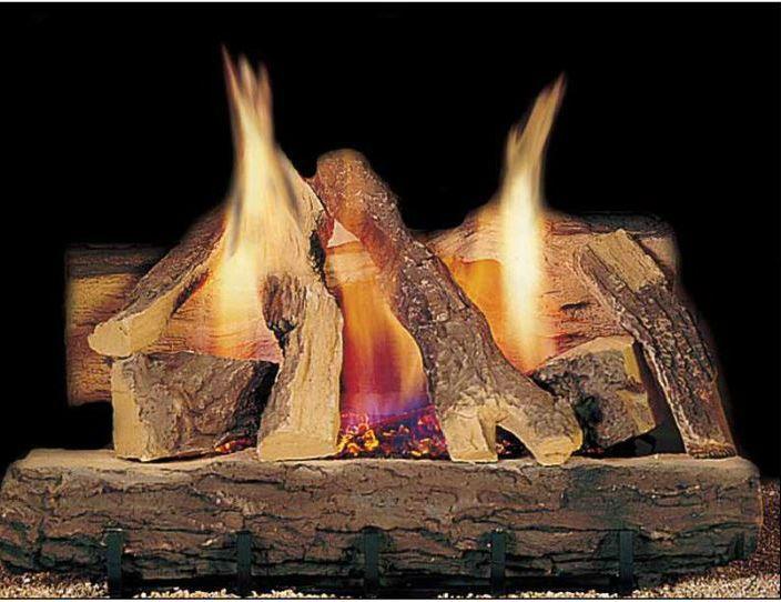 Campfire Gas Logs