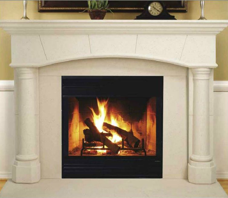 EM 415 Wood Fireplace